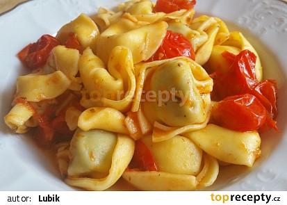Tortellini v rajčatové omáčce