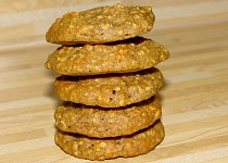 Vláčné dýňové sušenky