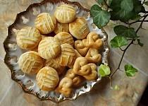 Kárované sušenky