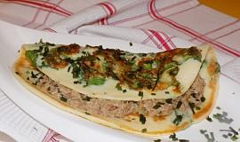 Mangoldové omelety