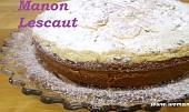 Moučník Manon Lescaut