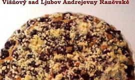 Višňový sad Ljubov Andrejevny Raněvské