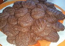 Domácí kakaové sušenky