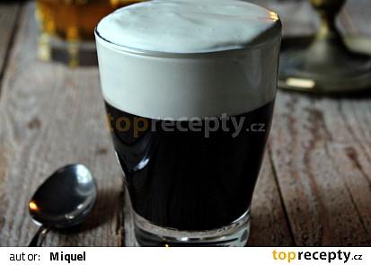 Irská káva (Irish coffee)