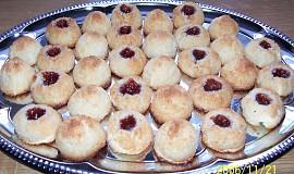 Kokosové kloboučky (kokosky)