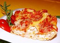 Lasagne s mascarpone