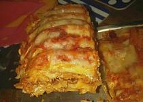 Netradiční kuřecí lasagne