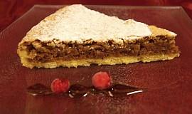 Ořechový koláč pro svatého Jakuba