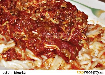 Špagety po arabsku