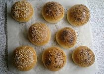 Housky (rohlíky), chlebíčková veka