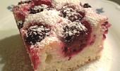 Jednoduchý ovocný koláč