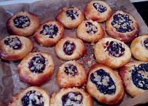 Měkkoučké kynuté koláčky