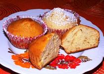 Valentýnské muffiny