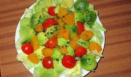 Avokádový salát z Mozambiku - Salada Pera de Abacate