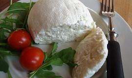 Čerstvý krémový sýr