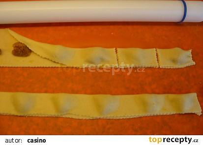 Dýňové taštičky - Tortelli di zucca