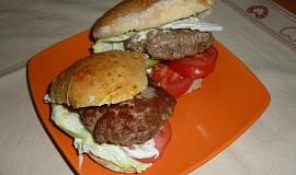 Hamburgerové housky