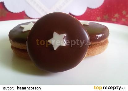 Ořechovo zázvorové koláčky