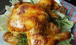 Sváteční kuřátko