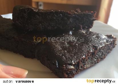 Avokádové brownies