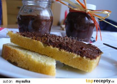 Datlovo - švestková pomazánka s čokoládou