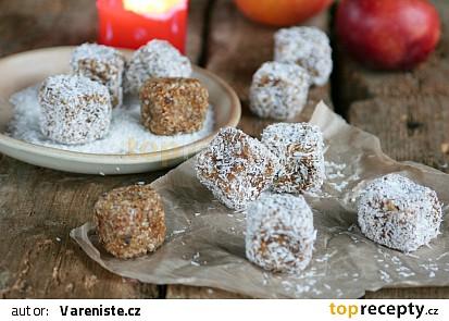 Fíkové kostičky s kokosem (last minute cukroví)