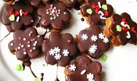 Vánoční ischelské dortíky -