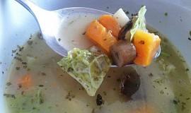 Bramborová polévka - bramboračka