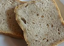 Mechový chlebík z DP