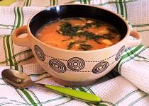 Tvarohová polévka