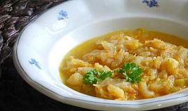 Chábovica (zelná polévka)