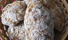 Chlebové šišky se zelím - slejšky