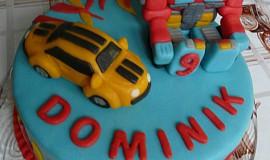 Dort Transformers pro Domču