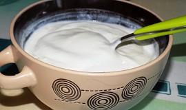 Jogurt snadno