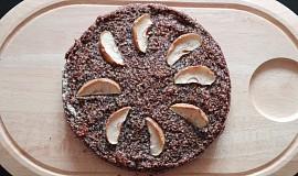 Makový zdravý koláč