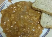 Pikantní fazole s tuňákem
