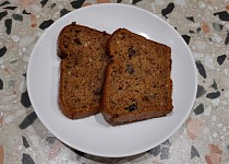 Mrkvový chlebíček podle Břicháče Toma