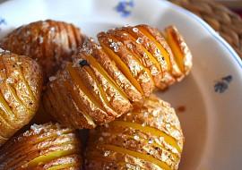 Pečené brambory Hasselback