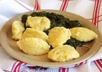Chlupaté knedlíky ze syrových a vařených brambor (plus malá rada pro začátečníky)