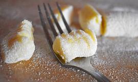 Domácí bramborové gnocchi