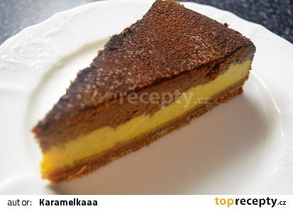 Dýňovo-čokoládový cheesecake