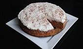Dýňový koláč s krémem