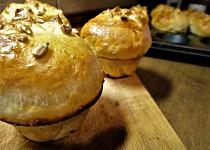 Muffinové bulky z vývaru