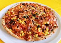 Pizza z domácí pekárny - vyzkoušeno