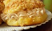 Pražské koláče s karamelovou náplní