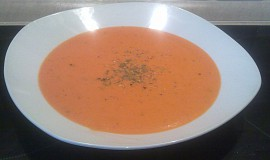 Rajčatová polévka II