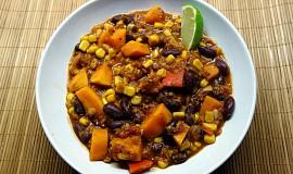 Veganské chilli