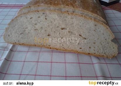 Chleba z maminčiny kuchařky