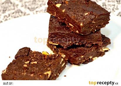 Healthy Brownies (zdravé brownies)