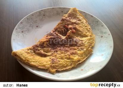 Ranní vaječná omeleta